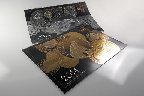 "Kalender, ""20 years of tenge – the national currency of Kazakhstan"""