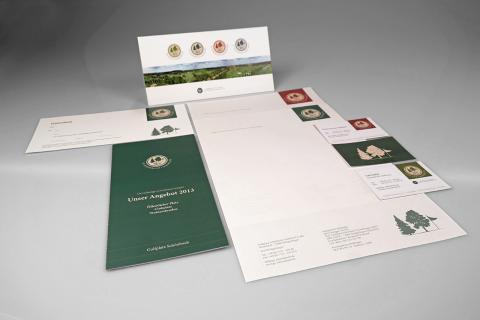 Corporate Identity – Golfclub Schönbuch e.V
